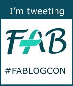 #Fablogcon Button
