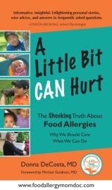 Donna DeCosta, A Little Bit Can Hurt, Food Allergy Mom Doc