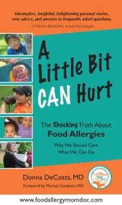 Donna DeCosta, A Little Bit Can Hurt, Food Allergy Mom Doc